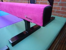 "8FT - 2.4MTR (12"" High) Gymnastic Balance Beam"